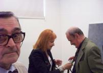 Orazio Bacci, Mariangela De Maria e Ludovico Calchi Novati