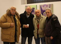 Gualtiero Moncelli, Simone Beck, Carmine Caputo