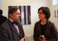 """Vernice della mostra """"IN DUE. Nathalie Brauld e Marilù Cattaneo"""""""