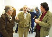 Enrico Cattaneo e Miklos Varga e Claudio Cerritelli