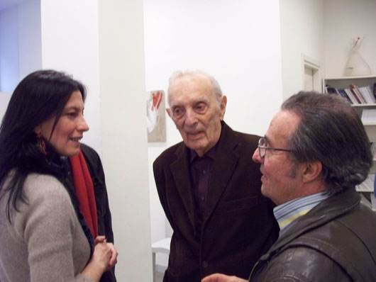 Giovanna Fra - Carlo Nangeroni - Mario Raciti