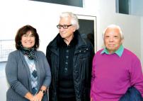 Gabriella Brembati, Walter Valentini e Ho Kan