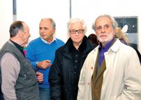 Paolo Schiavocampo, Stefano Soddu, Walter Valentini e Mario Benedeti