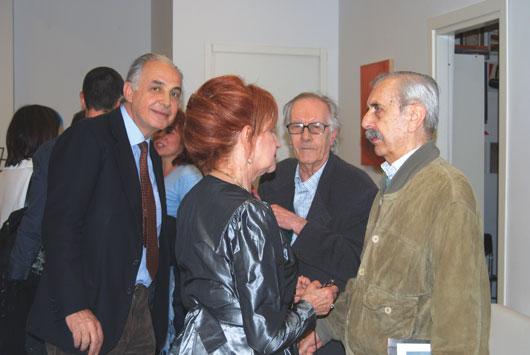 Stefano Soddu, Mariangela de Maria, Enrico Cattaneo, Miclos Varga