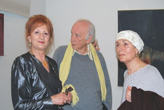 Mariangela De Maria, Giancarlo Majorino, Enrica Majorino