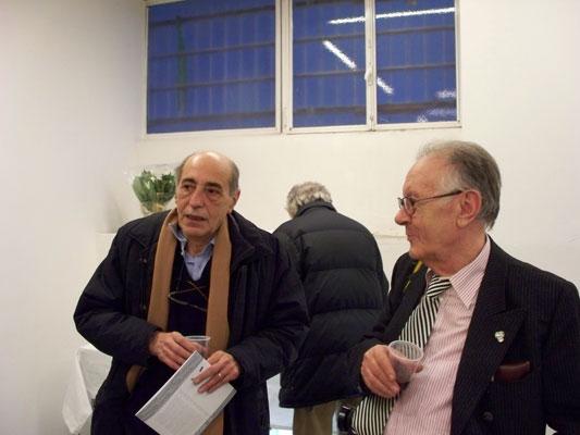 Alberto Veca, Enrico Cattaneo