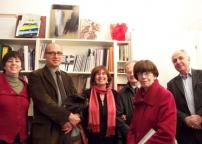 Valeria Vaccari, Alessandro Savelli, Gabriella Brembrati, Fernanda Fidi, Stefano Soddu