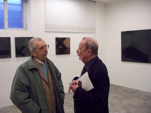 Miklos N. Varga e Ludovico CalchiNovati