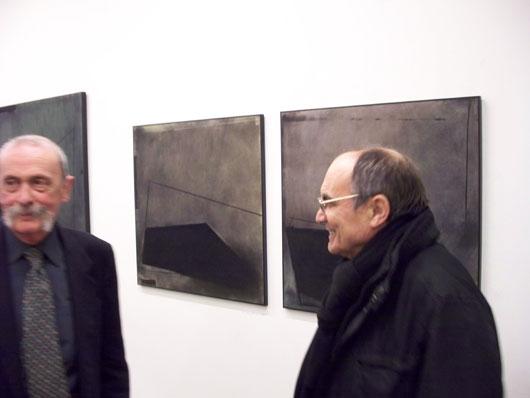 Ludovico Calchi Novati e Giorgio Seveso