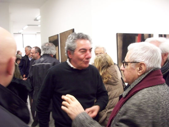 Beppe Bonetti e Sergio Dangelo