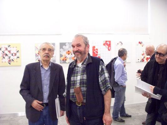 Gabriella e Oreste Genzini con Gabriella Brembati