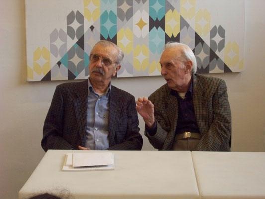 Adalberto Borioni, Sandro Martini