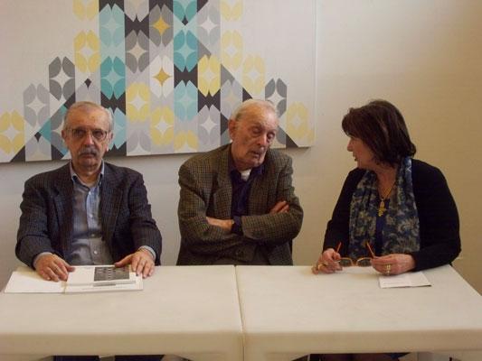 Niklos Varga, Carlo Nangeroni, Gabriella Brembati