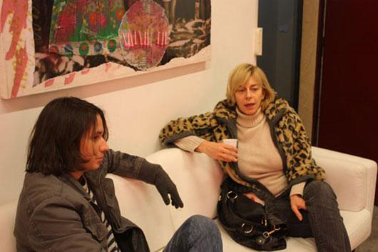 """Inaugurazione della mostra """"Sonja Quarone. Se ti ricordi bene"""""""