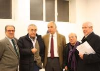 Francesco Cucci, Alvaro Occhipinti, Stefano Soddu, Raffaele Romano, Marcello Cuneo